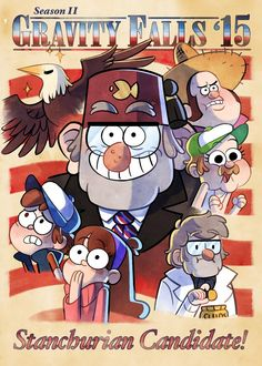 A new episode of #GravityFalls airs TONIGHT!!! Don't miss it!!