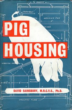 Pig Housing by David Sainsbury (any relation?)