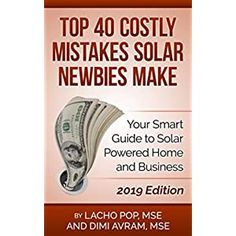 Amazon.com: Solar Power Demystified: The Beginners Guide To Solar Power, Energy Independence And Lower Bills eBook: Pop MSE, Lacho, Avram MSE, Dimi: Kindle Store Solar Power Batteries, Solar Power System, 12v Solar Panel, Solar Panels, Solar Powered Water Heater, Tiny House Trailer Plans, Solar Still, Solar Panel Manufacturers, Survival Life Hacks