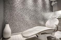 Zenthea Dental Spa – New York City - Business Photography Medical Office Design, Dental Office Design, Spa Interior, Office Interior Design, Modern Home Office Furniture, Spa Treatment Room, Aesthetic Clinic, Dental Bridge, Dental Surgery