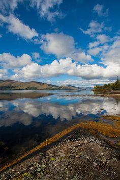 Loch Leven #scotland