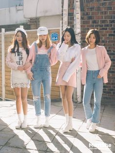 See more ideas about pastel fashion, korean outfits and korean fashion summ Korean Fashion Pastel, Korean Fashion Ulzzang, Korean Fashion Trends, Korean Street Fashion, Korea Fashion, Korean Outfits, Mode Outfits, Japanese Fashion, Asian Fashion
