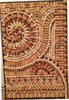 DIY Wine Cork Craft Project Ideas | http://handmadness.com/2017/10/30/diy-wine-cork-craft-project-ideas/ #winecorkcrafts