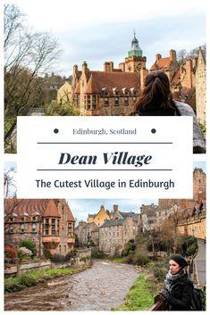 Have you heard about Dean Village in Edinburgh? If you haven't, don't miss it out on your next trip. Have you heard about Dean Village in Edinburgh? If you haven't, don't miss it out on your next trip. Scotland Road Trip, Scotland Travel, Ireland Travel, Galway Ireland, Cork Ireland, Travel Around Europe, Asia Travel, Dean Village Edinburgh, Places To Travel