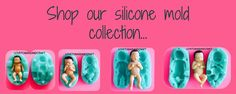 Love To Bake & Craft   Silicone Molds, Piping Tips, Silicone Lace Mats, Cake Decorating