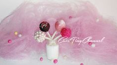 Cake Pops Polymer Clay Tutorial Miniature