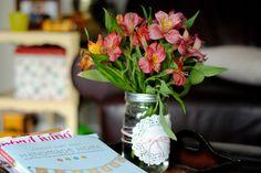a pretty cool life.: I love a Trader Joe's bouquet