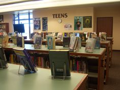 Koelbel Library Teen area
