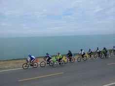 riding bicycle around the qinghai lake Cycling around the Qinghai Lake of China Cycling, Bicycle, Motorcycle, China, Biking, Bike, Bicycle Kick, Bicycling, Bicycles
