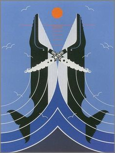 Charley Harper - Romance on the Richter Scale