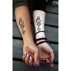 Temporary Dark Mark Tattoos ($2.35) ❤ liked on Polyvore featuring accessories, body art and tattoos