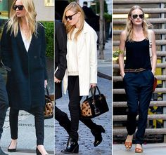 Kate Bosworth Street Style Inspiration  #katebosworth #streetstyle