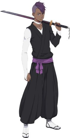 Kiosho Shihoin - Bleach OC by Kiosho-Shihoin on DeviantArt