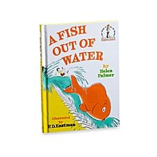 image of Dr. Seuss' Fish Out of Water Book