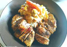 Sörben sült fokhagymás-mézes kacsa Baked Potato, French Toast, Potatoes, Meat, Baking, Breakfast, Ethnic Recipes, Food, Morning Coffee