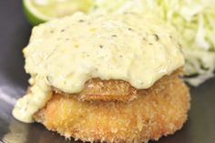 "NHK WORLD TV | Your Japanese Kitchen | <span style=""font-style: italic;"">Ebikatsu</span> Shrimp Cutlet (encore)<br />"