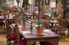 Hyperlocal: vers la multiplication des restaurants potagers?