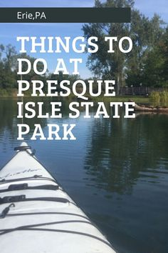 Discover why Beach at Presque Isle is a hidden gem in Erie, Pennsylvania with scenic views that you will want to visit. Erie Beach, Lake Erie, Presque Isle State Park, Erie Pennsylvania, Erie County, Great Lakes Region, Travel Around, State Parks, Gem