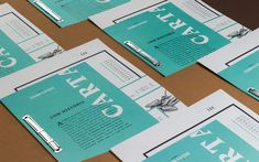 Esquina Do Avesso Brand, Print & Art Direction by Another Collective | Grits + Grids