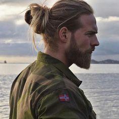 Lasse Matberg 100 Beards - 100 Bearded Men On Instagram To Follow For Beardspiration
