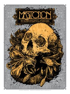 Angryblue - awesome Mastodon poster art