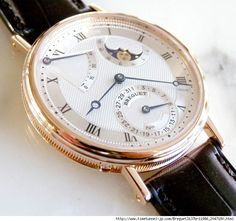 Breguet Moonphase watch