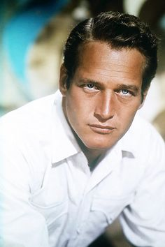 Paul Newman, 1957 You know you look at him & salute all he did for his charities, applaud his acting talent, admire the husband he was, envy Joanne and think dammmmnnnnn he is fine!
