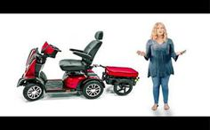 Installing your Challenger Scooter Trailer doesn't have to be hard! Let our Top Mobility Specialists help you each step of the way in this instructional vide. Folding Electric Wheelchair, Manual Wheelchair, Powered Wheelchair, Cheap Electric Scooters, Electric Vehicle, Small Caravans, Scooter Motorcycle, Collections Catalog, Latest Tops