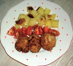 Kuracie frikadely Sprouts, Vegetables, Food, Essen, Vegetable Recipes, Meals, Yemek, Veggies, Eten
