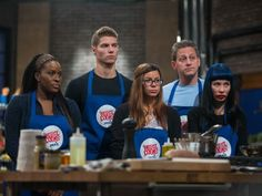 One-on-One with the Latest Recruit Eliminated from the Blue Team — Worst Cooks in America http://www.tastykitchenideas.com/2014/03/04/one-on-one-with-the-latest-recruit-eliminated-from-the-blue-team-worst-cooks-in-america/
