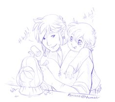 Ah, childhood memories…~Feri. . . . . this is adorable i cant do it