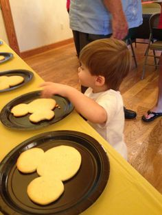 Mickey Mouse Birthday Party Ideas   Photo 15 of 22   Catch My Party