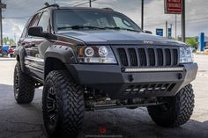 WJ Jeep Grand Cherokee NON-Winch Bumper Kit. 99 Jeep Grand Cherokee, Jeep Grand Cherokee Accessories, Lifted Jeep Cherokee, Jeep Grand Cherokee Laredo, Jeep Wj, Jeep Wrangler Lifted, Lifted Jeeps, Jeep Wranglers, Accesorios Jeep Grand Cherokee