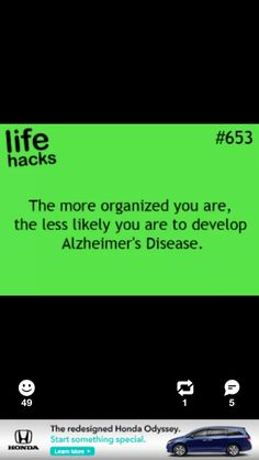 Life hack - don't know how true this is, but I may be in serious trouble!