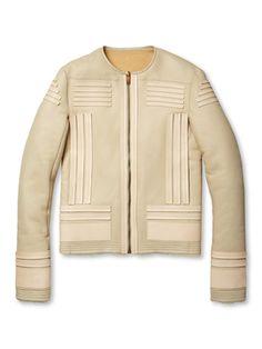 Leather Panel Jacket from Designer 101 on Gilt