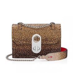 Christian Louboutin, S Signature, Red Sole, Online Boutiques, Nude, Handbags, Shoes, Calf Leather, Lobster Clasp