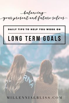 Need help living in the moment while pursuing big goals? I got you covered. Women Empowerment Quotes, Female Empowerment, How To Be More Organized, Long Term Goals, Good Time Management, Motivational Stories, How To Stop Procrastinating, Personal Goals, Life Advice