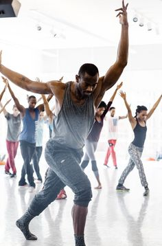 "With ""Awakening,"" Mr. Battle has made his first dance for Alvin Ailey American Dance Theater since becoming its artistic director,"