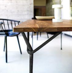 Officina Rectangular Table Bord | Olsson & Gerthel