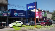 Robo a la financiera Credito Argentino en VGG