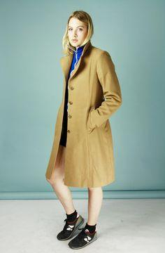 70's Camel Coat.
