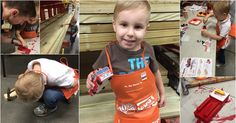 Home Depot Kids Workshops | Various Locations - Great activity for kids, completely free, once a month!