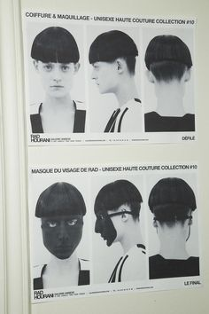 Backstage at Rad Hourani Haute Couture Spring 2013  By Daniel P Dykes.