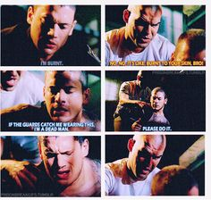 Michael and Sucre (gif set)