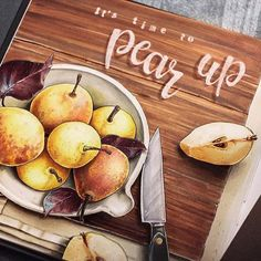 It's time to pear up!  Кто тут любит груши больше, чем я?  #art_markers, #art_we_inspire, #art, #sketchbook, #topcreator #одинденьсхудожником #sketch, #illustration, #скетч, #иллюстрация, #скетчбук, #marker, #copicmarker, #copic, #copicart, #maxgoodz, #markerpro_maxgoodz, #pears, #pear, #knife