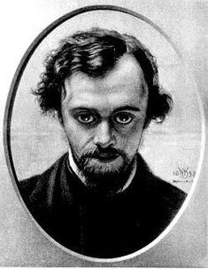 Painting Dante Gabriel Rossetti
