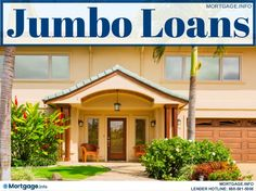 Jumbo Loan- Jumbo Loans are loan amounts that exceeds the conforming high- balance loan limits. Jumbo Loans, Home Buying Tips, Mortgage Tips, Get Out Of Debt, New Homeowner, Gazebo, New Homes, Real Estate, Outdoor Structures