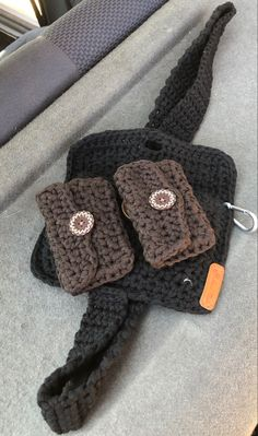 Winter Hats, Pouch, Beanie, Handmade, Bags, Handbags, Hand Made, Sachets, Porch