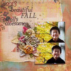 『Beautiful FALL』by Miyuki Kawakami
