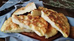 Focaccia di patate con farina Polselli